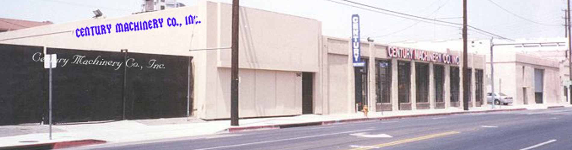 Current warehouse location in Los Angeles, Ca.